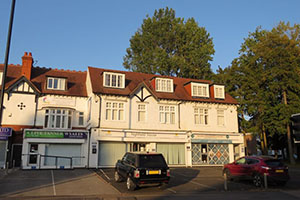 Offices for rent at 1562 Stratford Road, Hall Green, Birmingham. B28 9HA